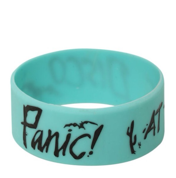 nail accessories hot topic panic! at the disco bracelets