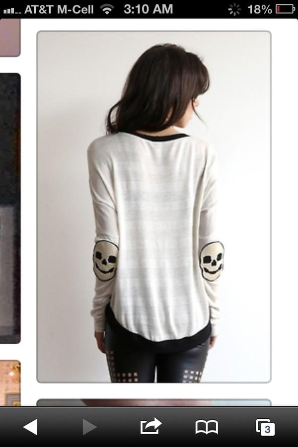 sweater skull