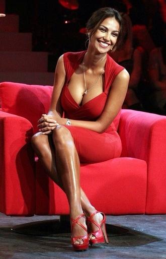 dress red dress hot sexy dress wife gift