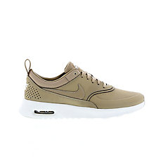 nike air max thea premium beige leather