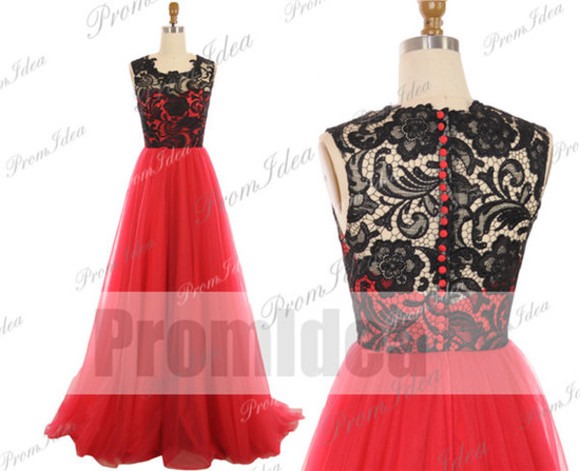 prom dress wedding dress evening dress bridesmaid dress formal dress grad dress ball gown style lace prom dress red prom dress lace formal dress lace wedding dresses
