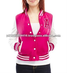 Varsity Jackets - Buy Women Varsity JacketVarsity Jacket With