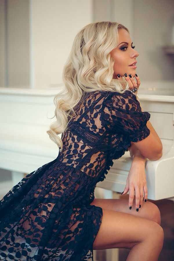 dress blouse black lace beautiful
