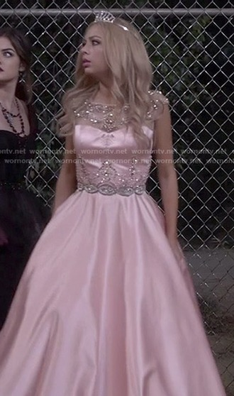 dress pretty little liars prom dress prom mona