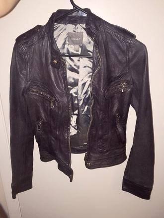 jacket kenna-t leather jacket kenna leather leather jacket