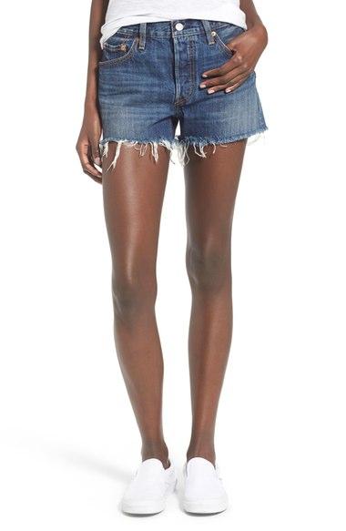 Levi's® '501®' Cutoff Denim Shorts | Nordstrom