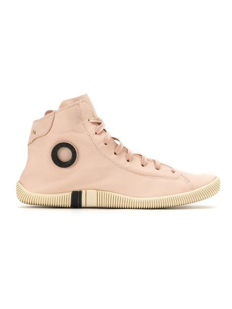 women sneakers cotton purple pink shoes