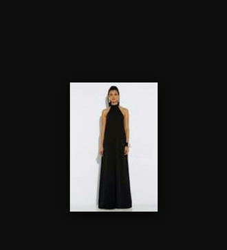 dress black dress dresses long dresses maxis halter dress elegant dresses