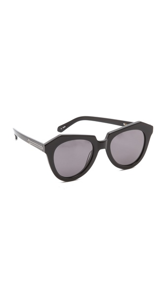 Karen Walker Number One Sunglasses | SHOPBOP