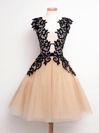 dress cream and black lace dress champagne homecoming dresses vintage homecoming dresses homecoming dress short prom dress vintage dress nude dress party dress tulle dress short homecoming dress homecoming dresses 2016 2016 short prom dresses cocktail dress sexy party dresses short party dresses cheap party dresses