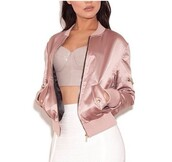 jacket,satin,silk,blazer,soft grunge,pale,baddies,skirt,top,pink,satin coat,dusty pink,bomber jacket,retro bomber jacket,satin bomber,bra,beige,nude,pink bomber jacket
