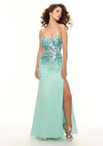 dress prom dress evening dress sequin dress