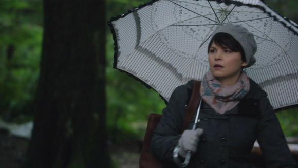 snow white white gloves blacklacetrim umbrella once upon a time show mary margaret blanchard cute