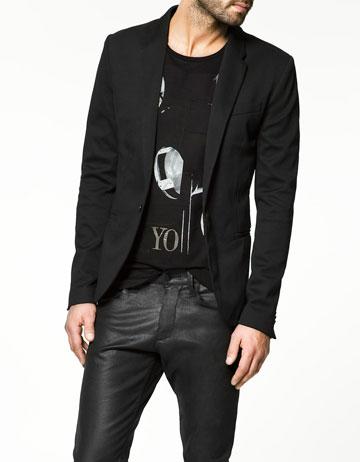 Colección Disfraz Francia Blazer Chaquetas Circular Zara Hombre J3F1cTlK