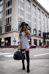 maria vizuete,mia mia mine,blogger,sweater,dress,shoes