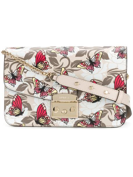 women butterfly bag leather
