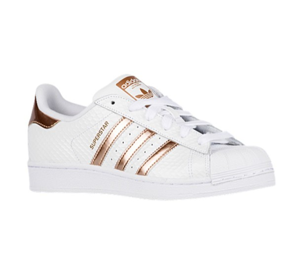 Adidas Superstar Metallic Stripes