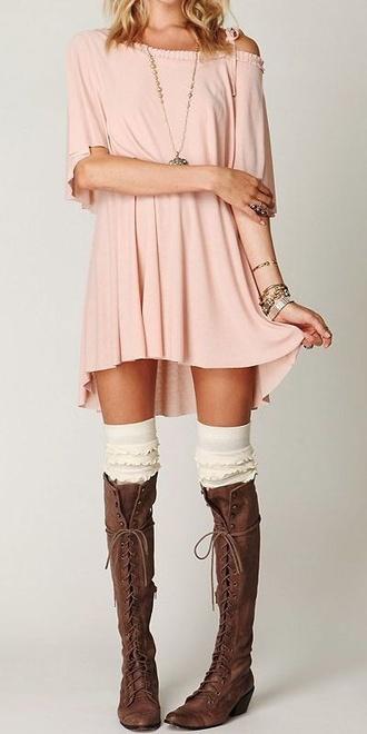 dress boho dress shoes cute boots boho