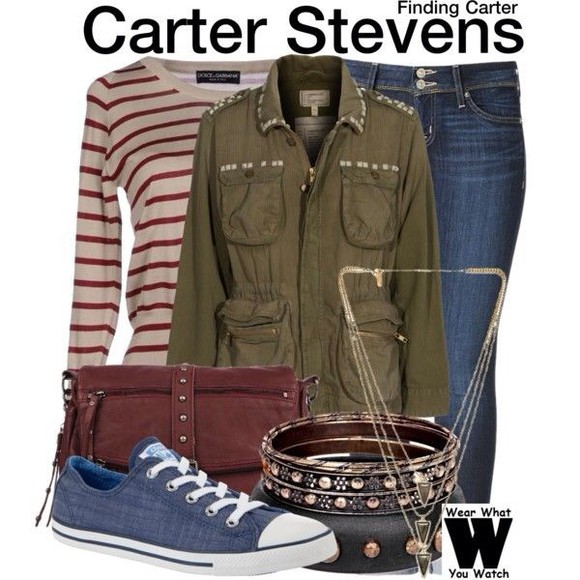 green jacket military finding carter tv