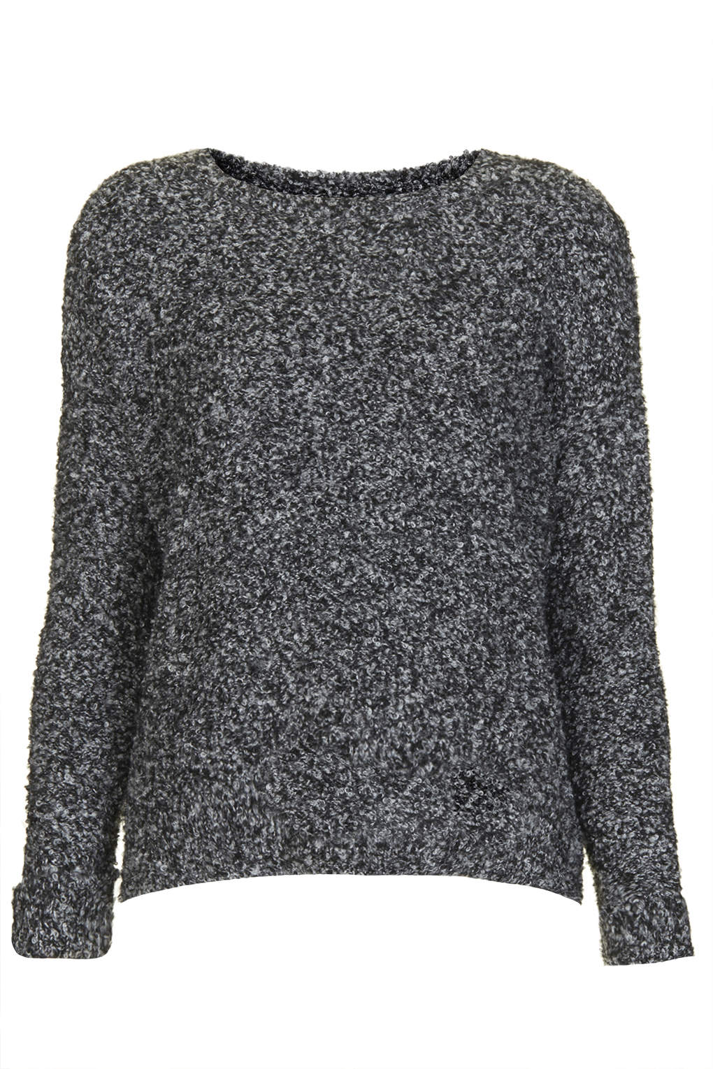 Boucle Slouchy Jumper