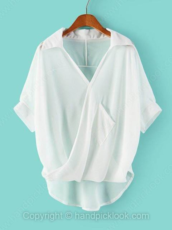 blouse white top white blouse