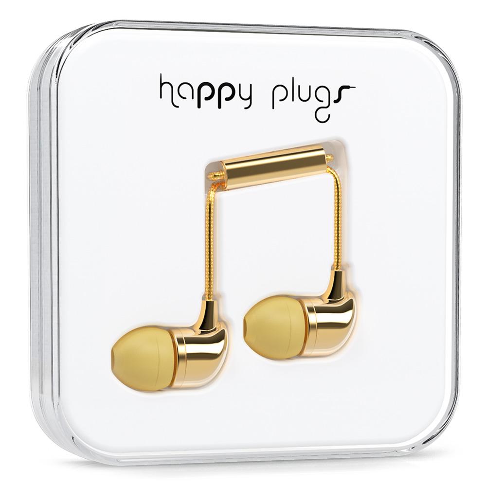 In-Ear Gold by Happy Plugs