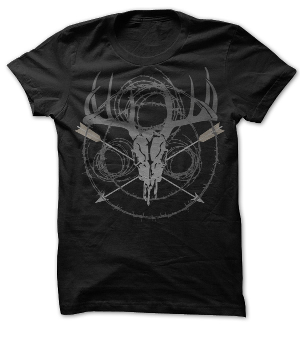 Mount Barbed Wire T-Shirt & Hoodie