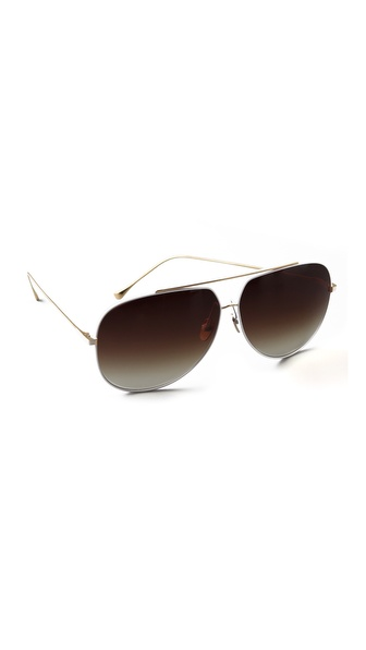 DITA Condor Aviator Sunglasses | SHOPBOP