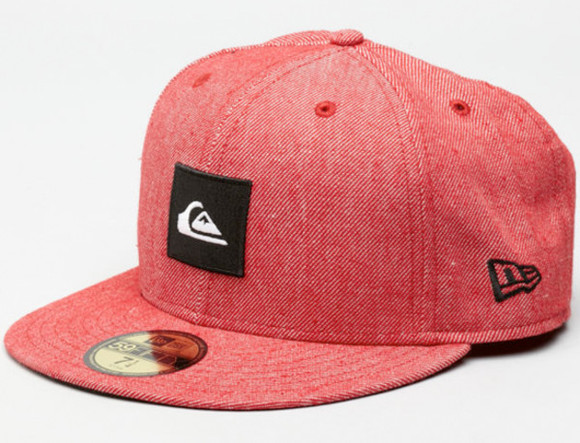 cap quiksilver new era newera