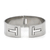 Daphne T- bangle (Stainless Steel)