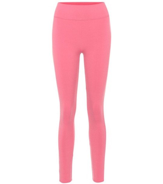 Live The Process The Tuxedo leggings in pink