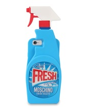 phone cover,blue,white,red,moschino