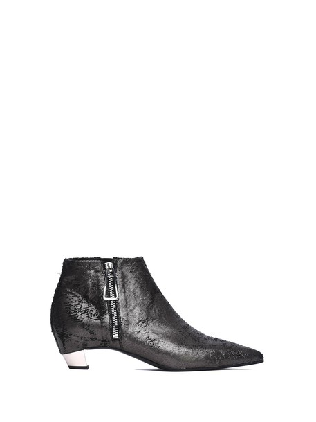 zip ankle boots shoes