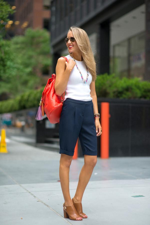 the classy cubicle top shoes jewels sunglasses bermuda