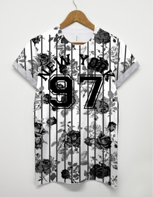 t-shirt number 97 shirt new york city