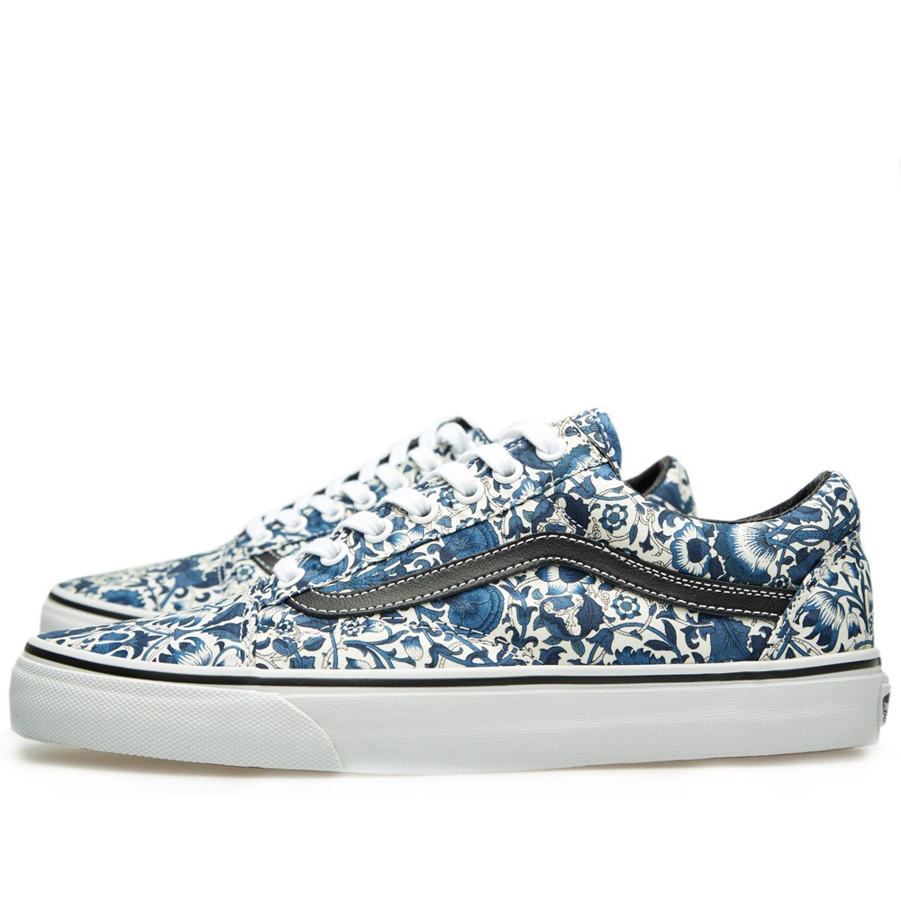 Vans x liberty old skool