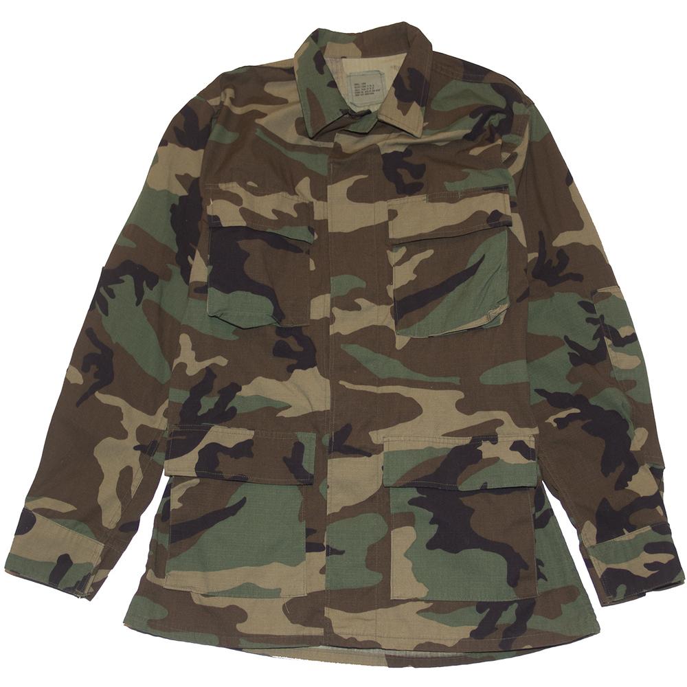 Army camo jacket