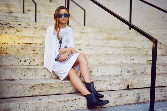 kayture blogger bag chelsea boots