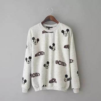 Autumn winter new women fashion plus size hoodies, ladies brand ...