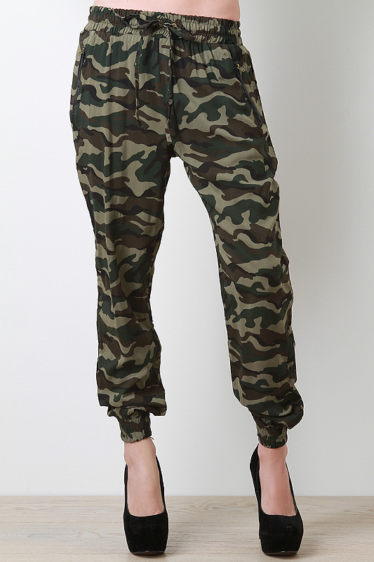 Camo Connection Pants