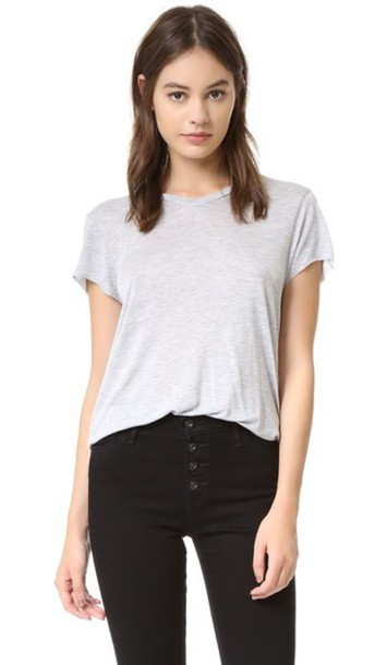 Zoe Karssen loose fit grey top