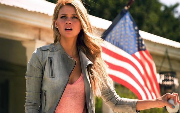 jacket nicola peltz jeans tv/movies actress grey jacket