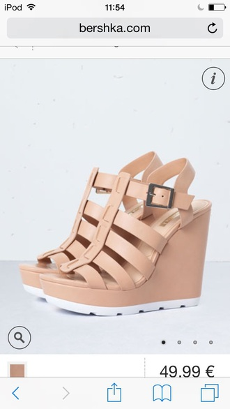 shoes wedges summer wedges high heel sandals