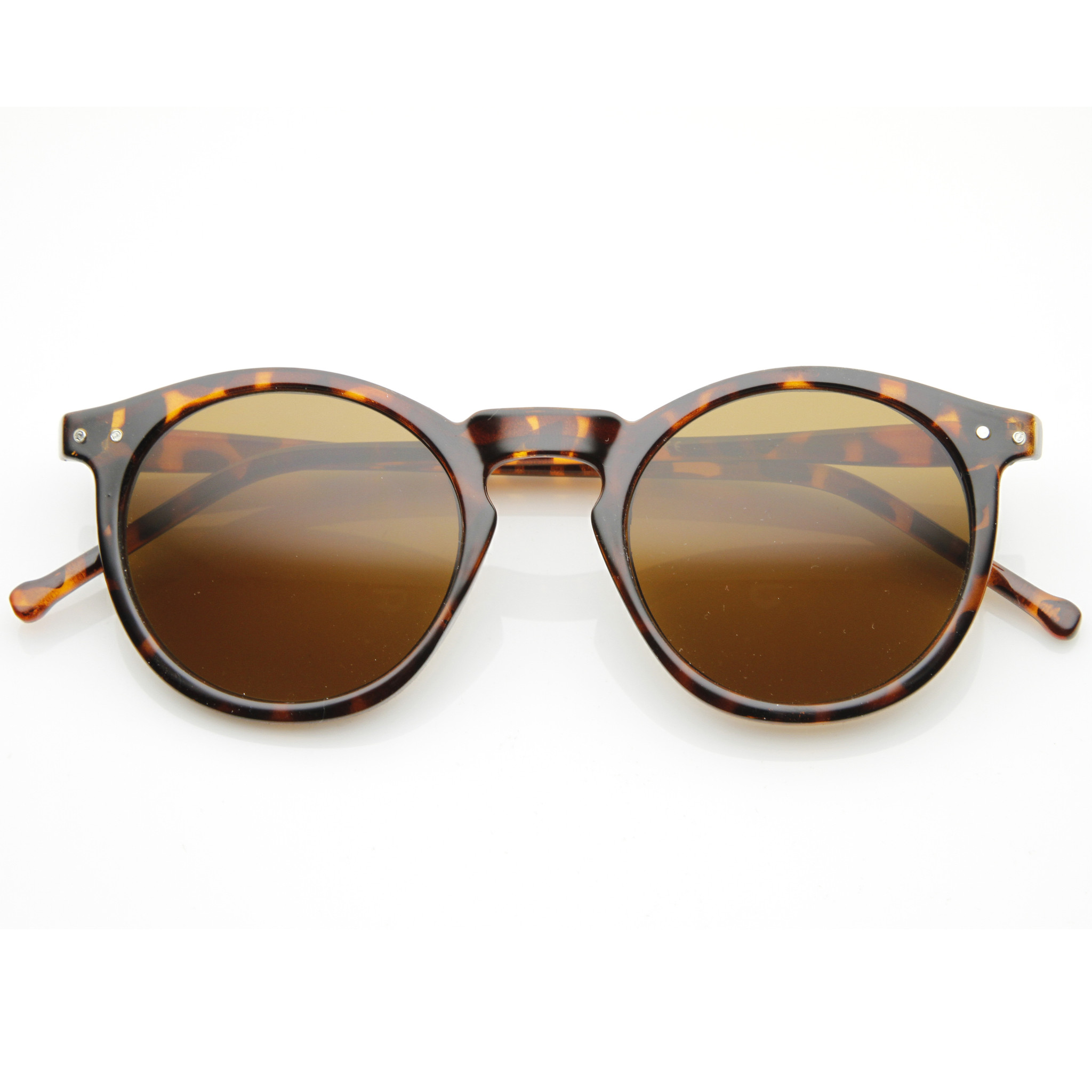c75a79982f 1920 s P3 Dapper Vintage Inspired Round Sunglasses 8637