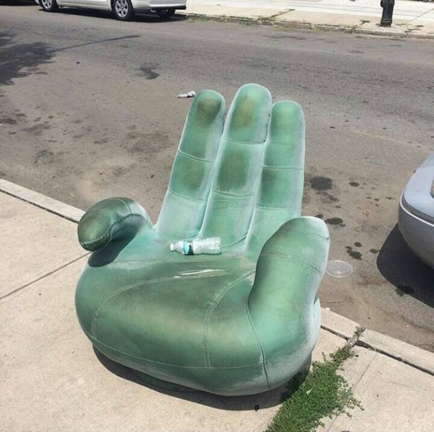 home accessory hand sofa