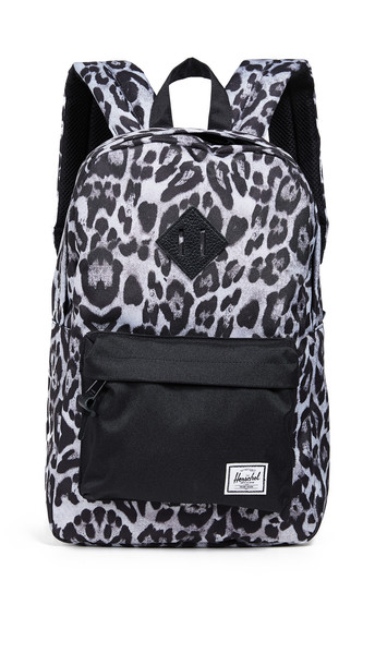 Herschel Supply Co. Herschel Supply Co. Heritage Mid Volume Backpack in black