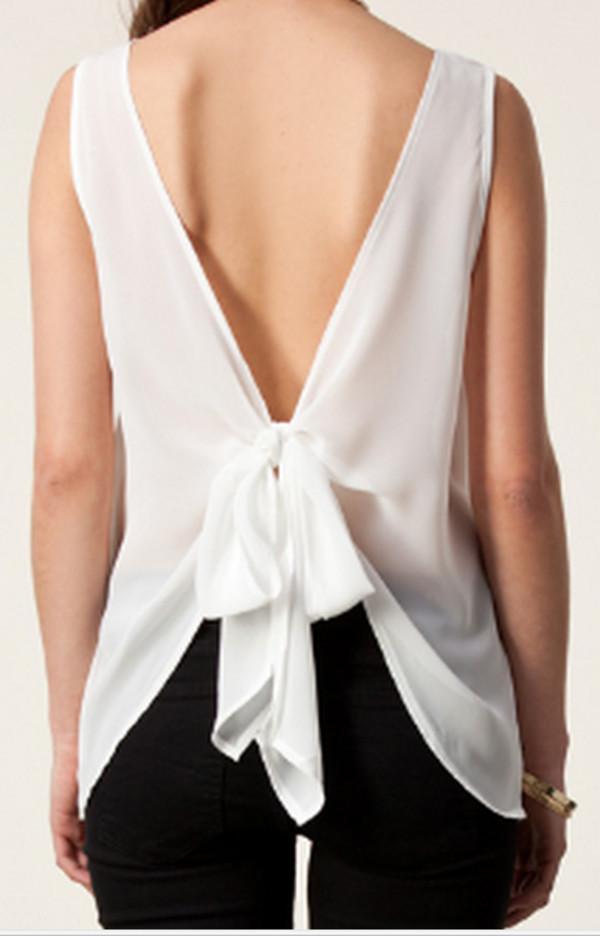 blouse o-neck blouse v neck dress