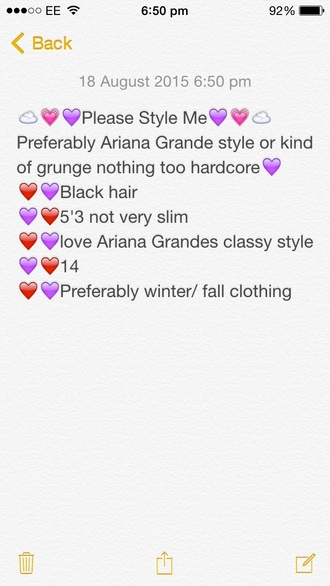 sweater ariana grande style me grunge indie classy back to school skirt black winter outfits fall outfits clothes