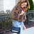 Faux Fur Coat   Mom Jeans – MattieJames.com