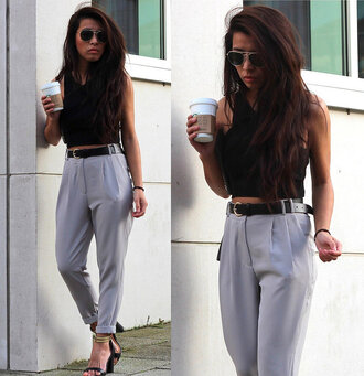 pants top blogger bag sunglasses article 21